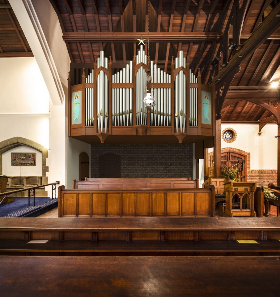 Our New Organ